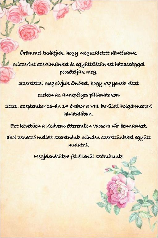 esküvő meghívó minta letöltés