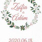 Esküvő meghívó minták